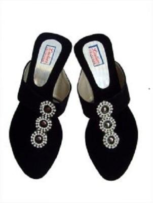 kinzaCreation Girls Heels