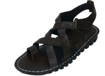 Feetway Men Brown Sandals