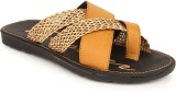 Kosher Men Tan Sandals