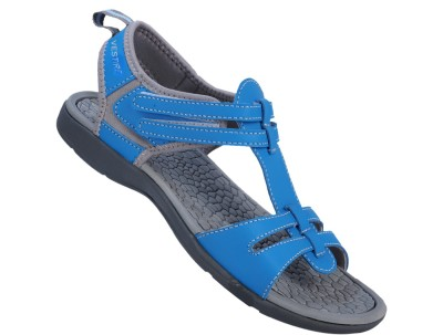 Vestire Women Grey, Blue Flats
