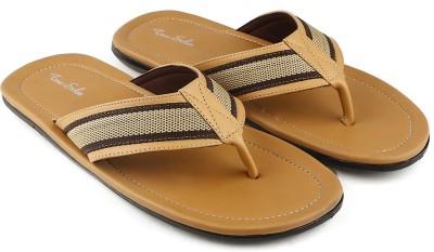 True Soles Men Beige Sandals