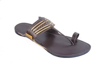 Paytaan Men Brown Sandals