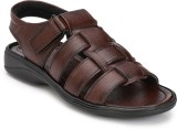 Cool River Men Brown Sandals