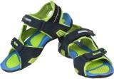 Hytech Men Blue green Sandals