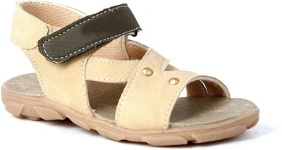 Snappy Boys Beige Sandals