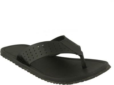 Anav Men Black Sandals