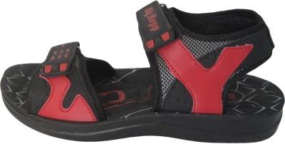 Big Hopp Boys Red Sandals