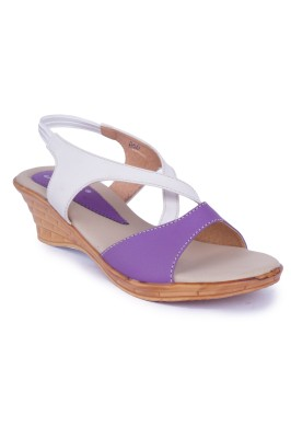 Starchi Women Purple Wedges