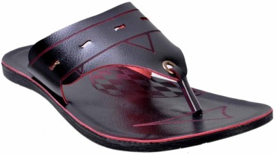 Jolly Jolla Men Black Sandals