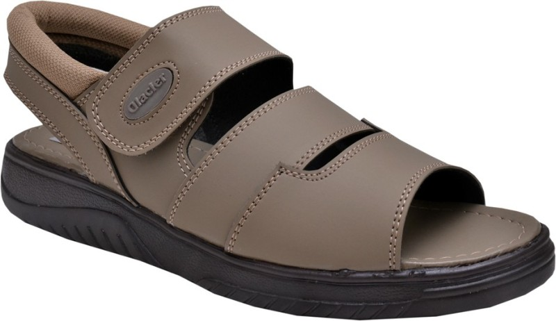 Glacier Men Khaki Sandals