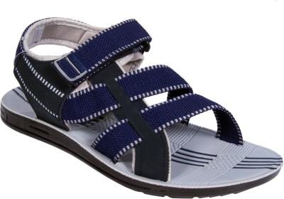 Star Ab Men Blue, Grey Sandals