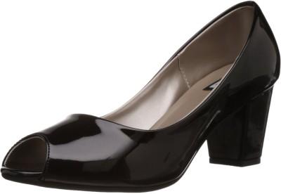 Kally Maren Women Black Heels