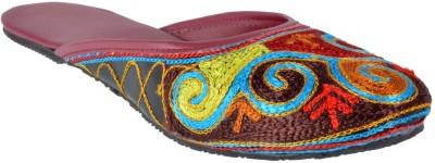 DFR Women Multicolor Flats