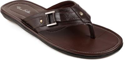 True Soles Men Brown Sandals
