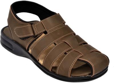 Signet India Men Green Sandals