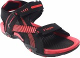 Flaps Men Red Sandals
