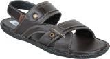 Faith Men Brown Sandals