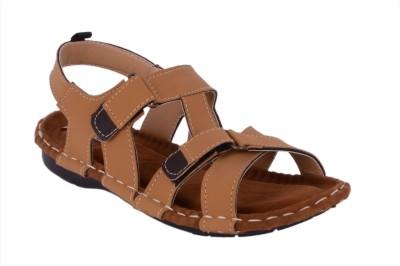 Binutop Men Tan Sandals
