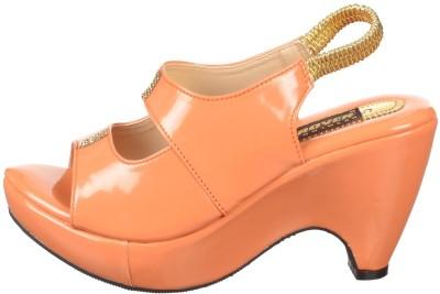 Rover Women Orange Heels