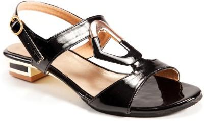 Marc Loire Women Black Flats