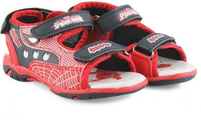 Spiderman Girls Sports Sandals