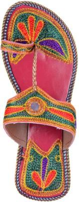 Pinkcity Arts Women Multicolor Flats