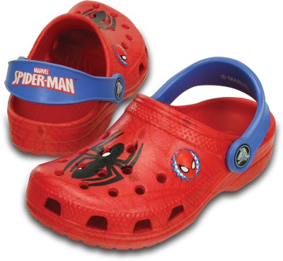 Crocs Baby Boys Red Sandals