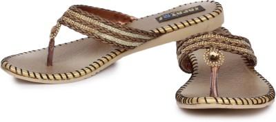 Sapatos Women Camel Flats