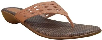 Rwak Women Tan Flats