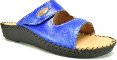 Canthari Women Blue Flats