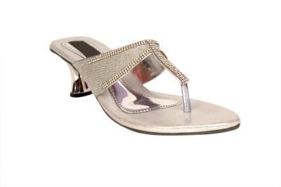 Studio 9 Women Silver Heels