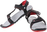 Zedrock Men Red Sandals