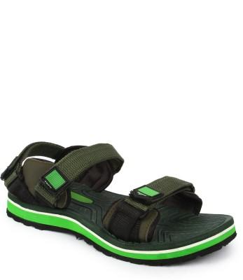 Mmojah Men Green Sandals