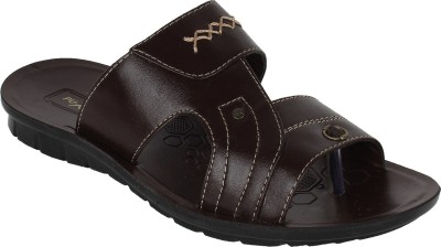 Xpert Men Brown Sandals