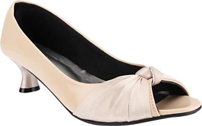 El Cisne Women White Heels