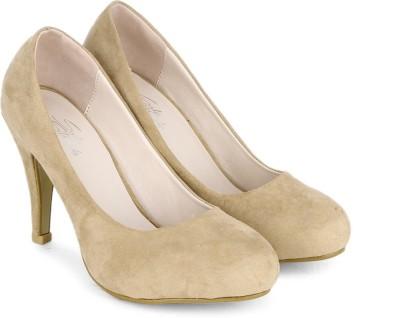 My Foot Appricot Women Heels