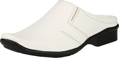 Franklien Men White Sandals