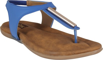 XQZITE Women Blue Flats