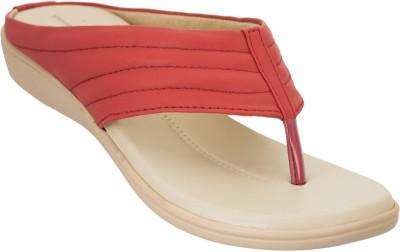 Advin England Women Red Heels