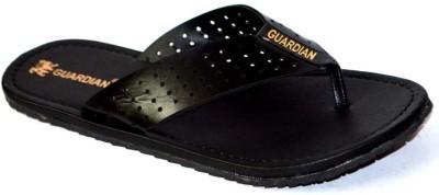 guardian Men Black Sandals