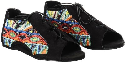 Mora Taara Women Multicolor Flats