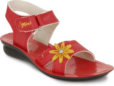 Pu-Mini ST*R Girls Multicolor Heels