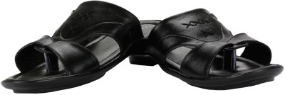 Cefiro Men Black Sandals