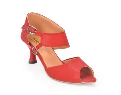 indirang Women Red Heels