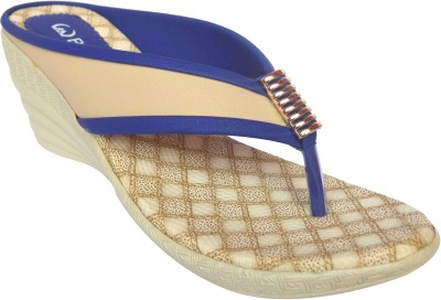 BUGGU Women Blue Heels
