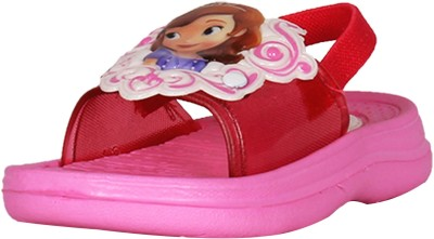Ole Baby Baby Girls, Baby Boys Pink Clogs