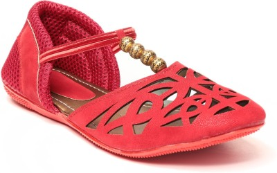 Anand Archies Women Red Flats
