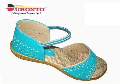DURONTO Women Blue Flats