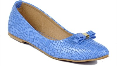 Mega Steps Women Blue Bellies