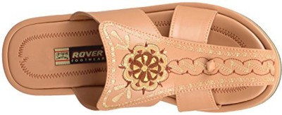 Rover Men Beige Sandals